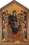Madonna_Enthroned_by_Cimabue
