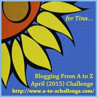Blogging from A to Z April Challenge 2015